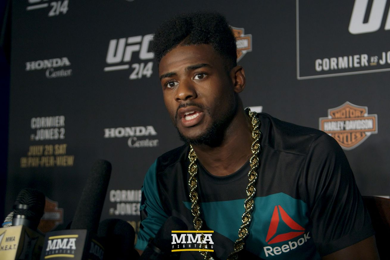 After win over Renan Barao, Aljamain Sterling says Jimmie Rivera is next 'logical' step