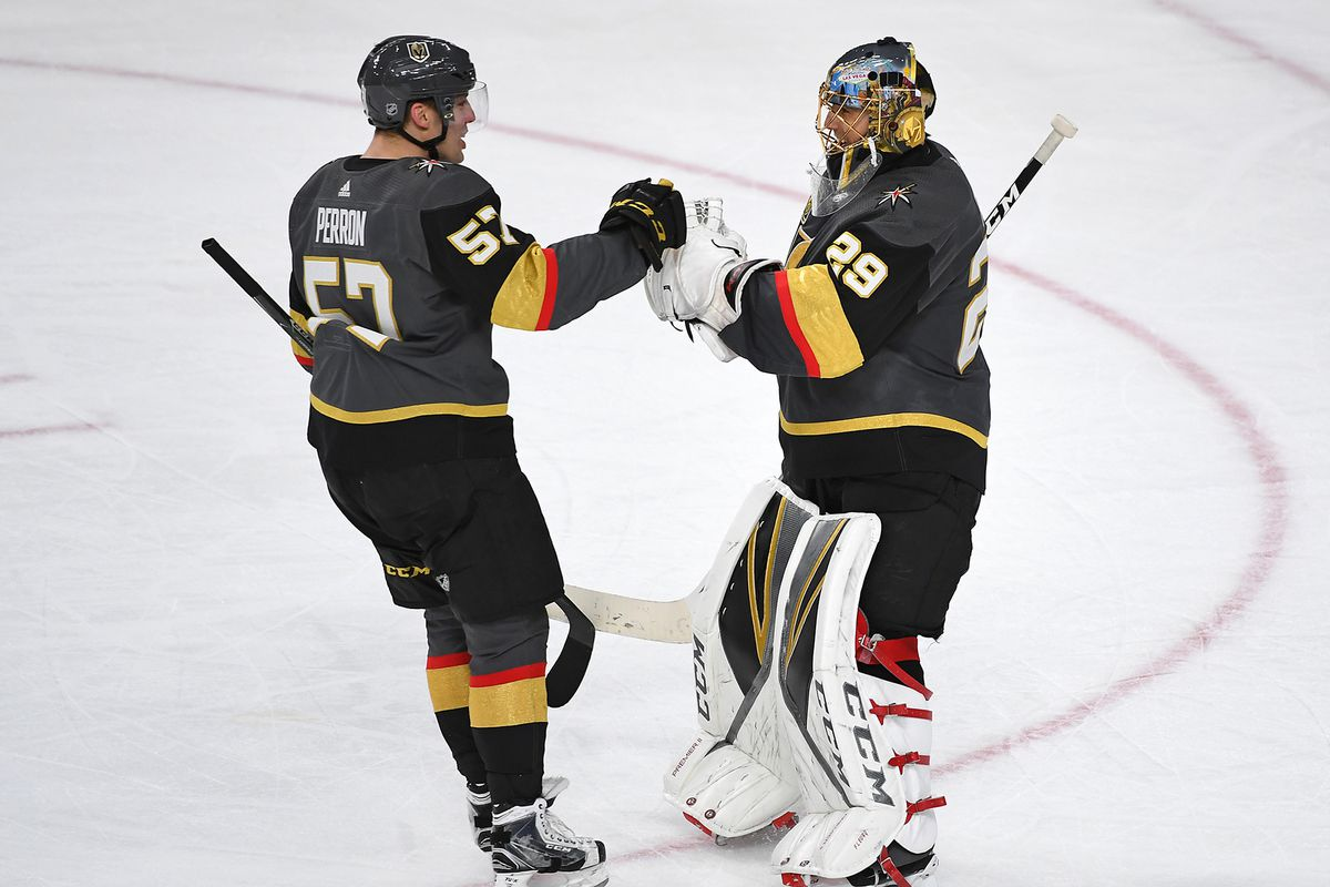 a82d5f0798c Marc-Andre Fleury was the Penguins' heart and soul. Now he's the Knights'.