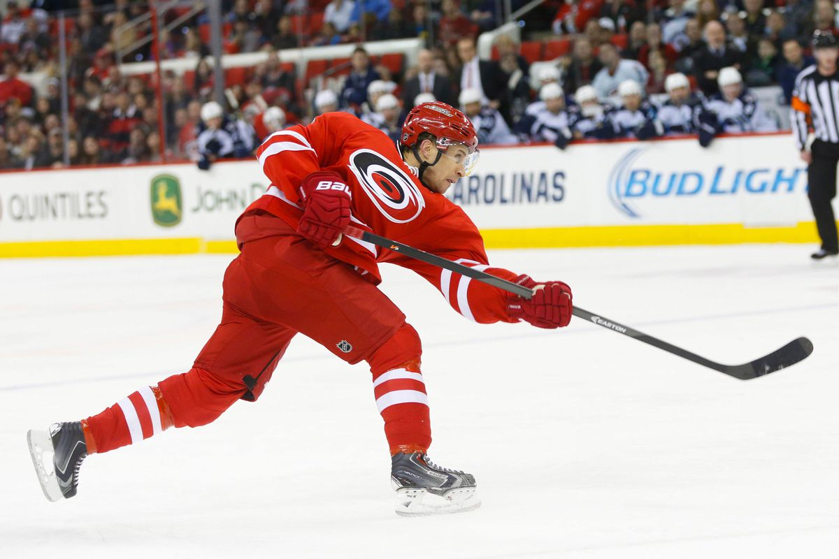 John-Michael Liles scores a goal and has two assists against Stars on Thursday night. (file photo)