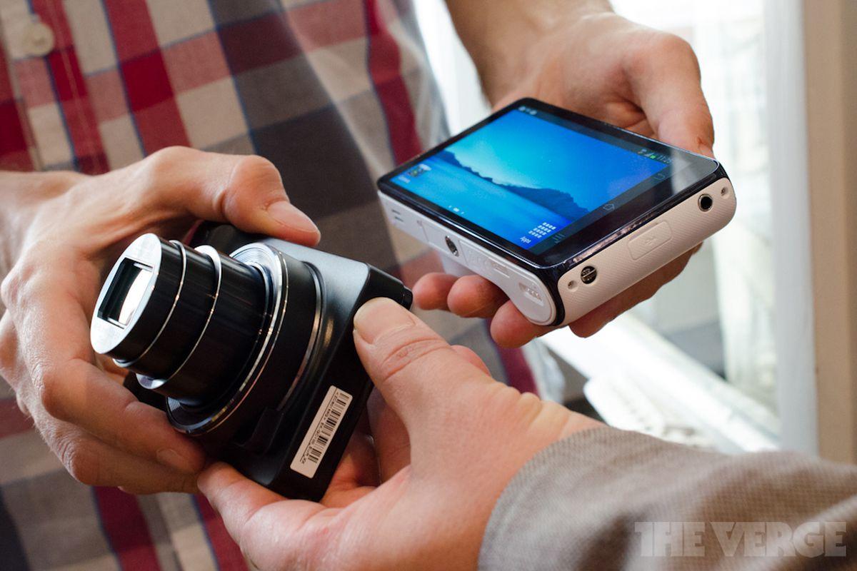 Gallery Photo: Samsung Galaxy Camera hands-on photos