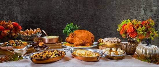 Wynn Las Vegas Thanksgiving