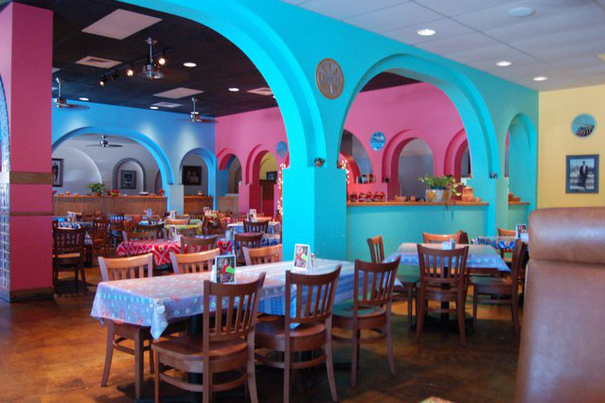 Most Delicious Magazines; 10 Great Mexican Restaurants - Eater Houston
