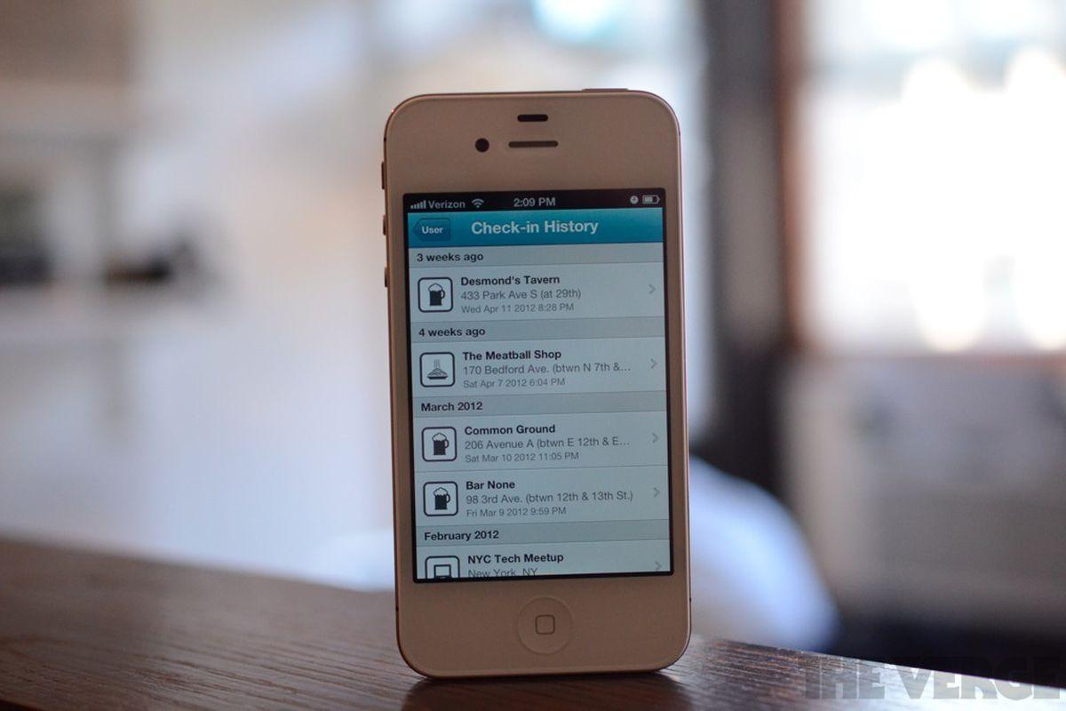 Foursquare history