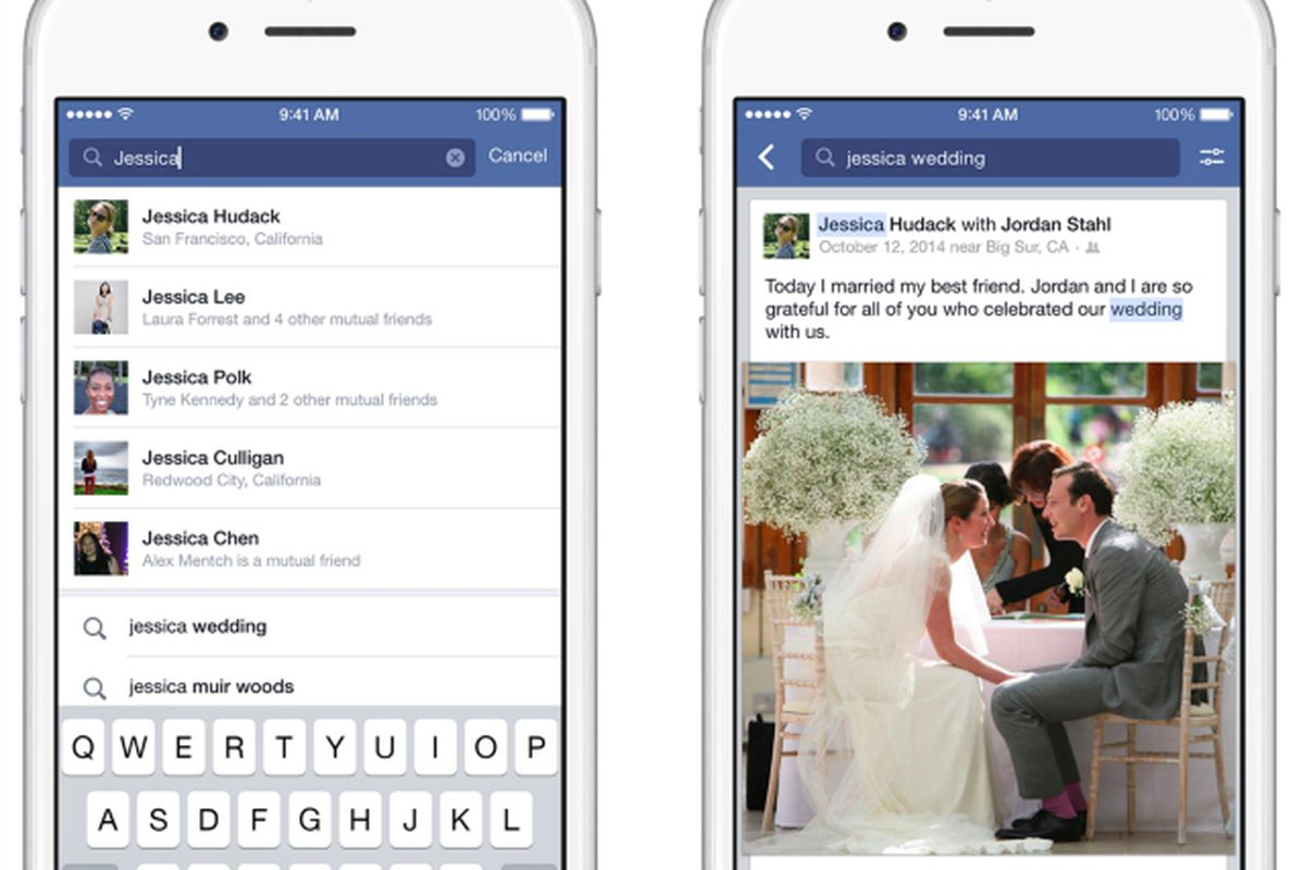 Facebook Finally Brings Graph Search to Mobile