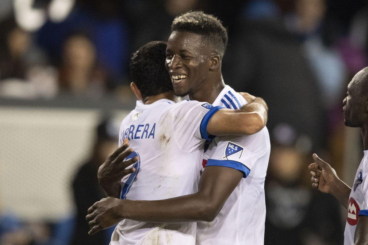 Impact Wins Opener in California - Mount Royal Soccer
