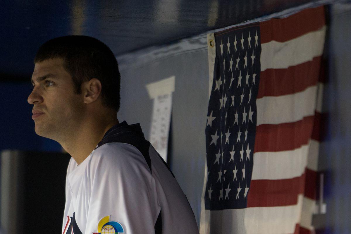 2013 World Baseball Classic Pool 2, Game 5: Team Puerto Rico v. Team USA