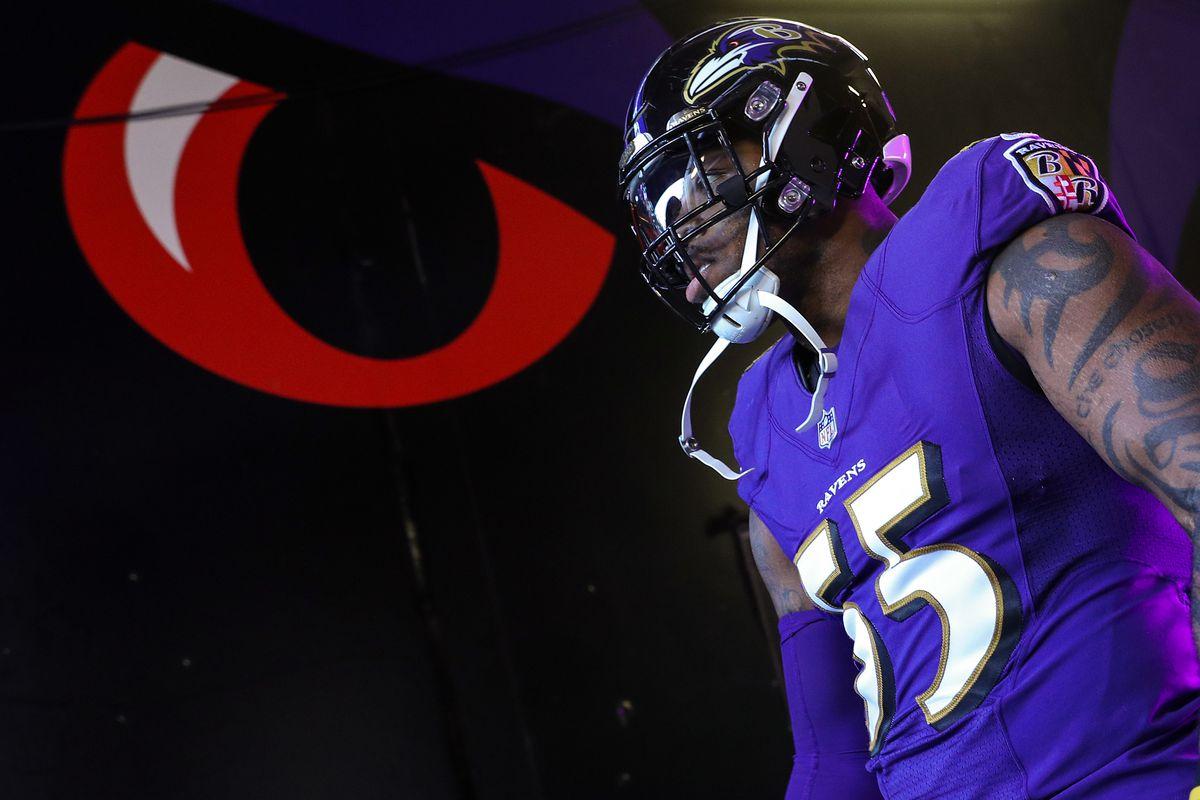 cheaper f2453 4e14c Ravens News 9/12: Suggs' reunion, OL scoring and more ...