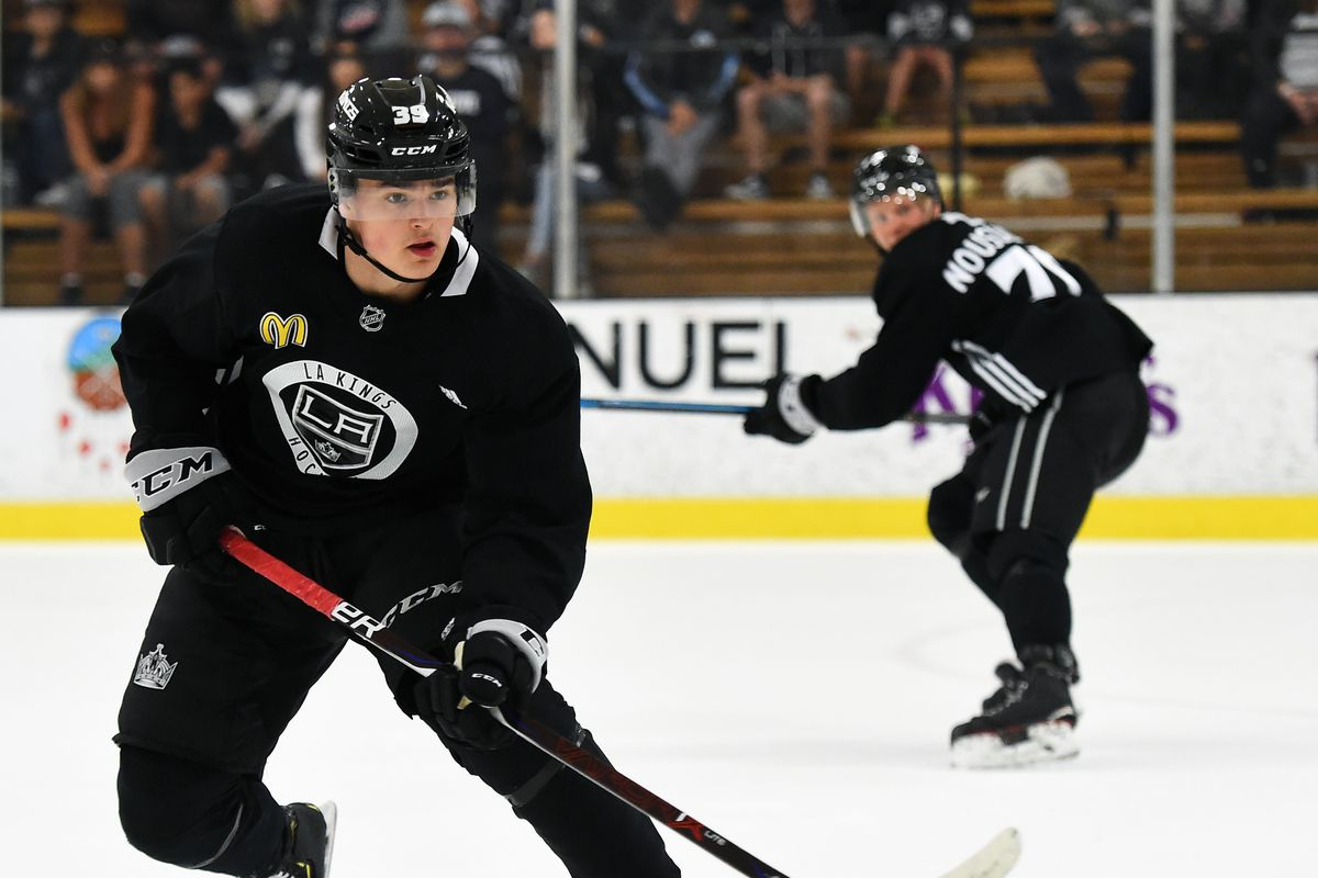 Los Angeles Kings Prospects Participate In 2019 World Junior Summer