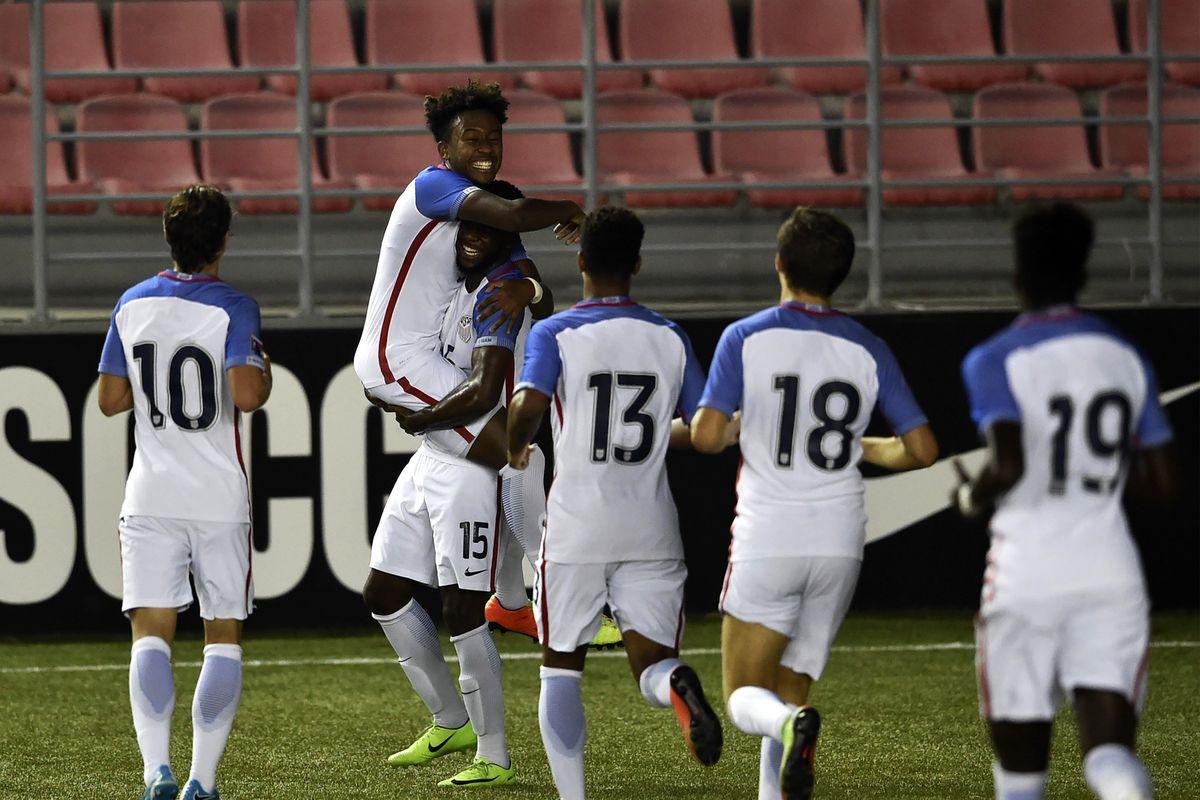 FBL-CONCACAF-U17-CUB-USA