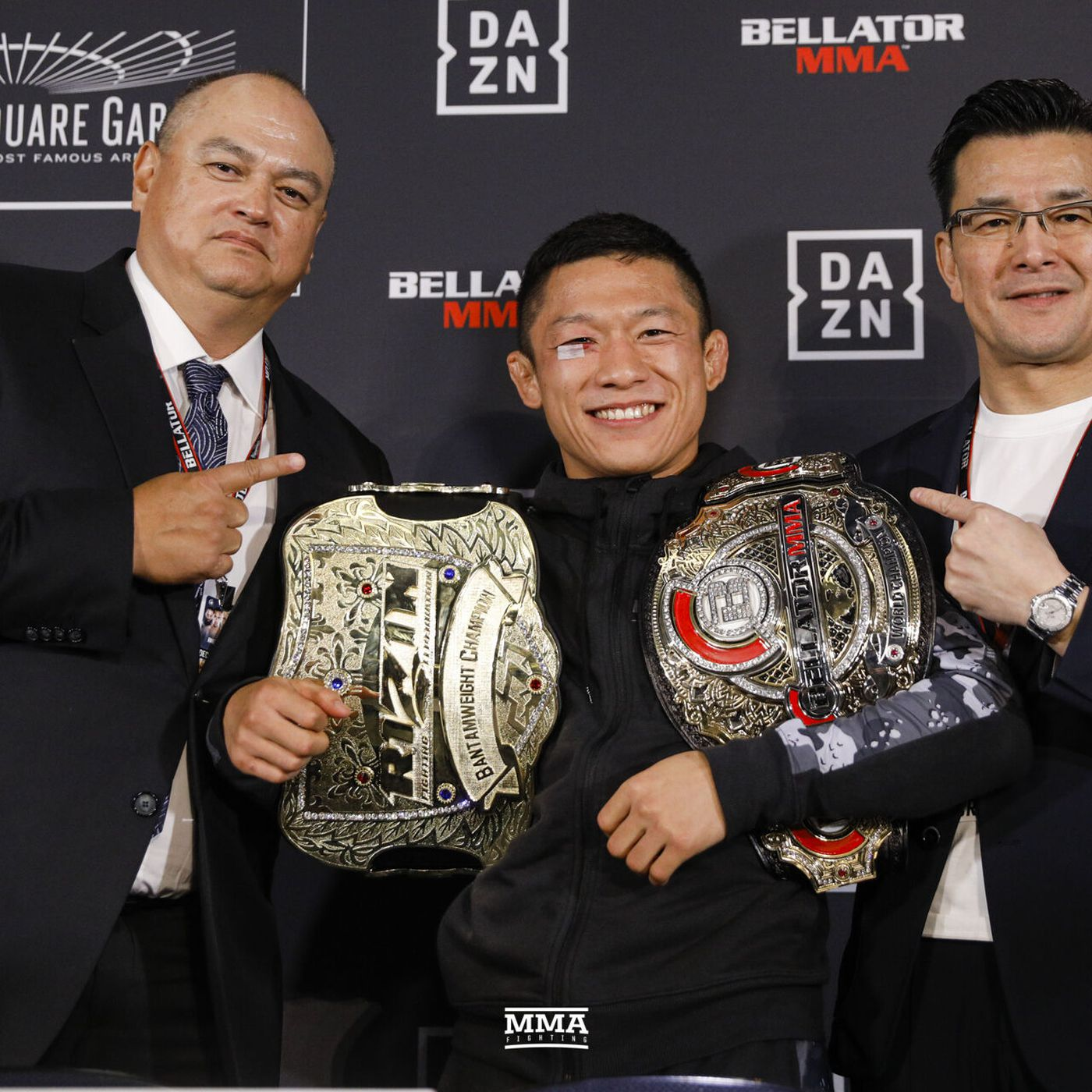 Scott Coker reacts to Kyoji Horiguchi's shocking knockout loss and what's next for him in Bellator - MMA Fighting