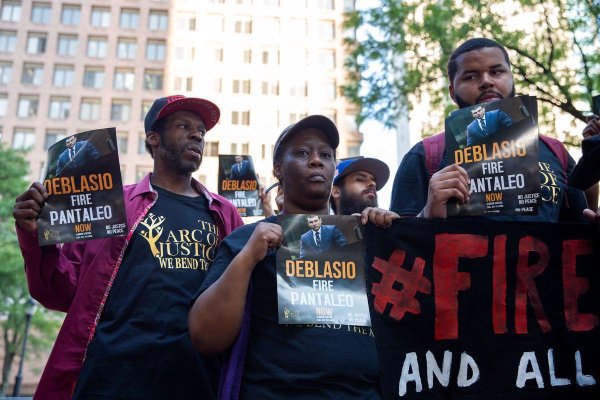 Garner Protesters
