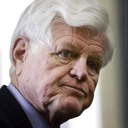 Sen. Edward Kennedy, D-Mass., in 2006.