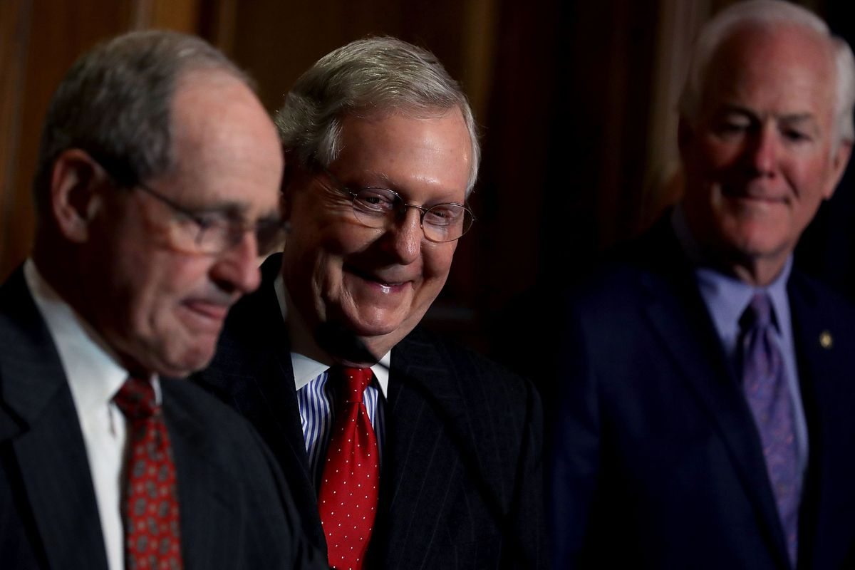 Senate Passes $1.4 Trillion Tax Cut Legislation