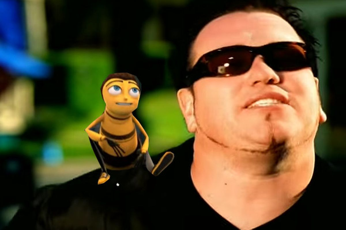 Smash Mouth Bee Movie And Jokes That Require Work
