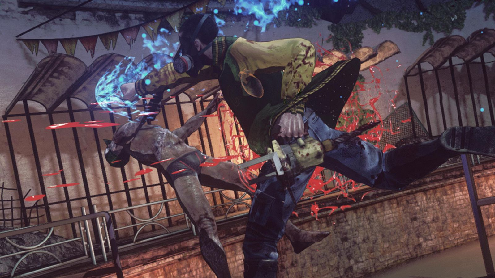 Let It Die Sure Doesn T Feel Like A Free To Play Game Yet Polygon
