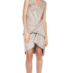 """<a href=""""http://www.marcjacobs.com/marc-jacobs/womens/ss12-and-re12-ready-to-wear/w41276502/radzimir-v-neck-dress#?p=1&s=12"""">Radzimir V-Neck Dress</a>, $720 (was $1200)"""