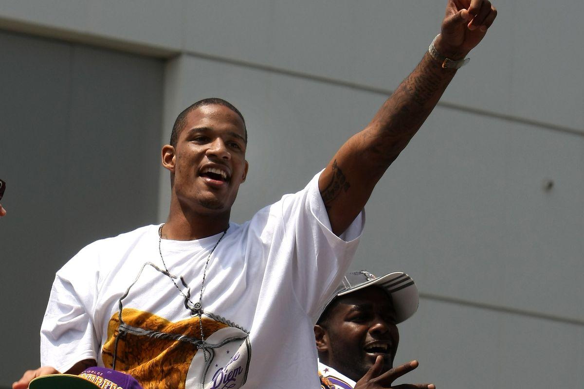 Los Angeles Lakers NBA Finals Championship Victory Parade