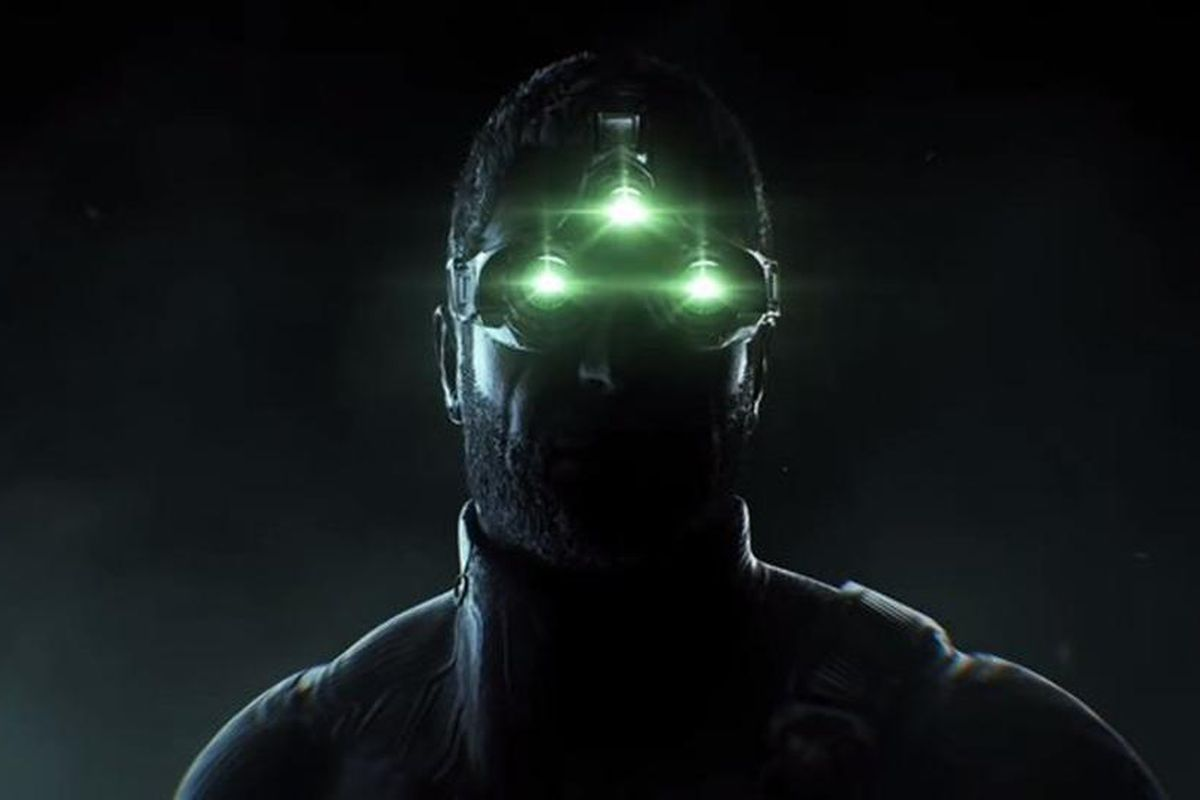 Netflix is looking to Splinter Cell for its next big video game ...