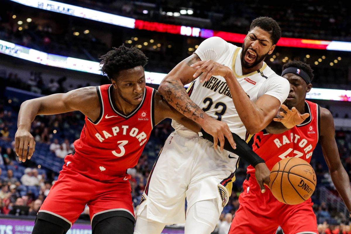 Toronto Raptors exercise team options on contracts of Pascal Siakam ... 16740df75