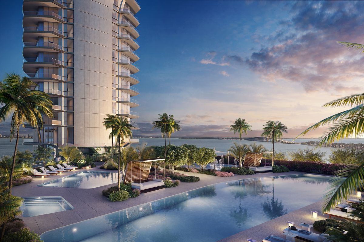 47 Story Una Condo Tower Will Rise On Brickell Waterfront