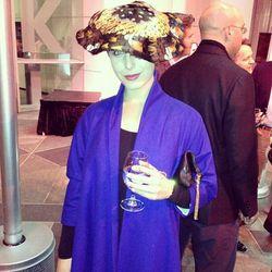 "Former The Way We Wore intern, Leah Garvin of <a href=""http://www.wearefactoryla.com/""target=""_blank"">Factory LA</a>."