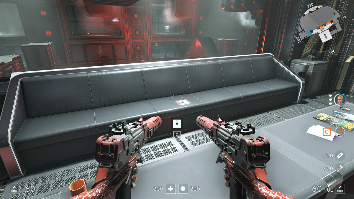 Wolfenstein: Youngblood Floppy Disk 27 Salvage the Brother 3 Gestapo crates collectibles