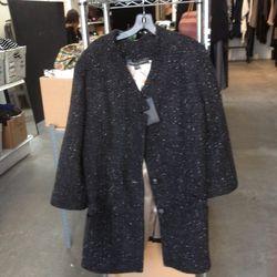 Theysken's Theory Wool Coat. Now: $300. Was: $994.