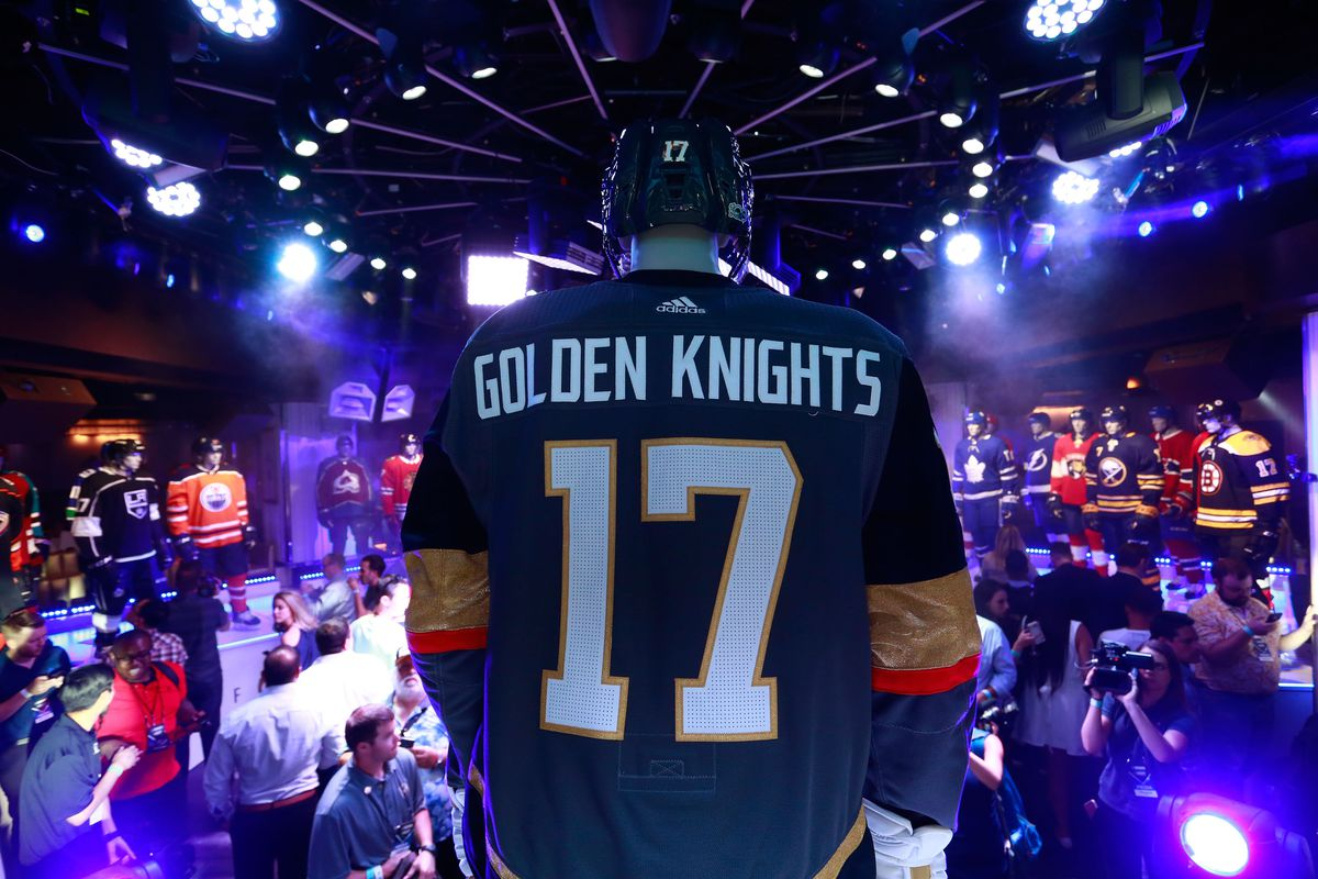 Adidas X NHL Jersey Unveiling Party