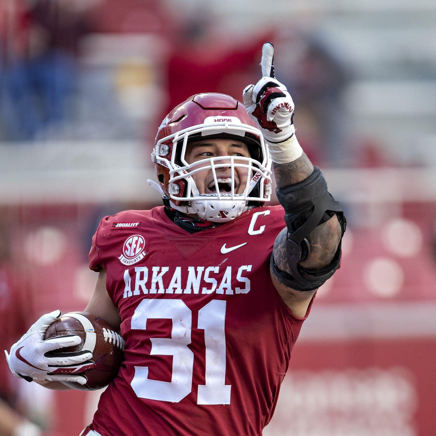Arkansas Fight SEC Predictions Week Arkansas Fight