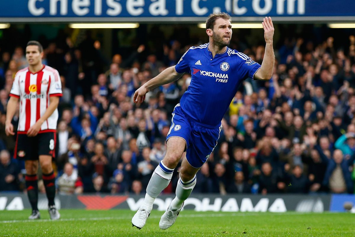 Branislav Ivanovic is likely in his final season at Chelsea, regardless of what happens in January.