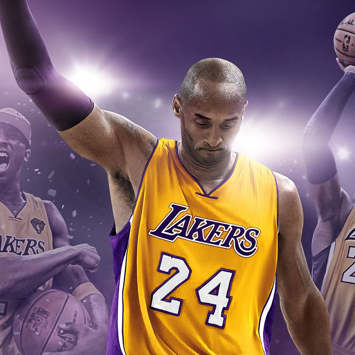 Nba 2k17 Honors Kobe Bryant With Legend Edition This Fall