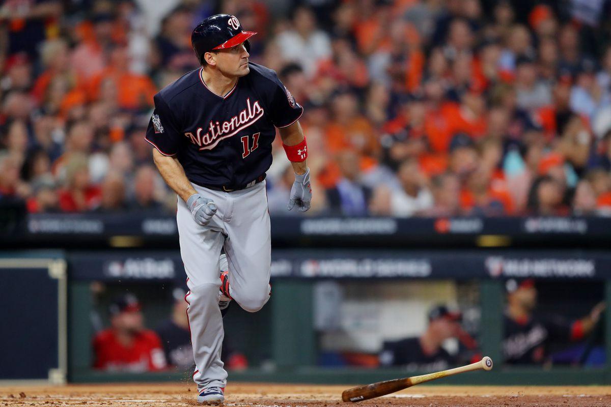 2019 World Series Game 1 - Washington Nationals v. Houston Astros