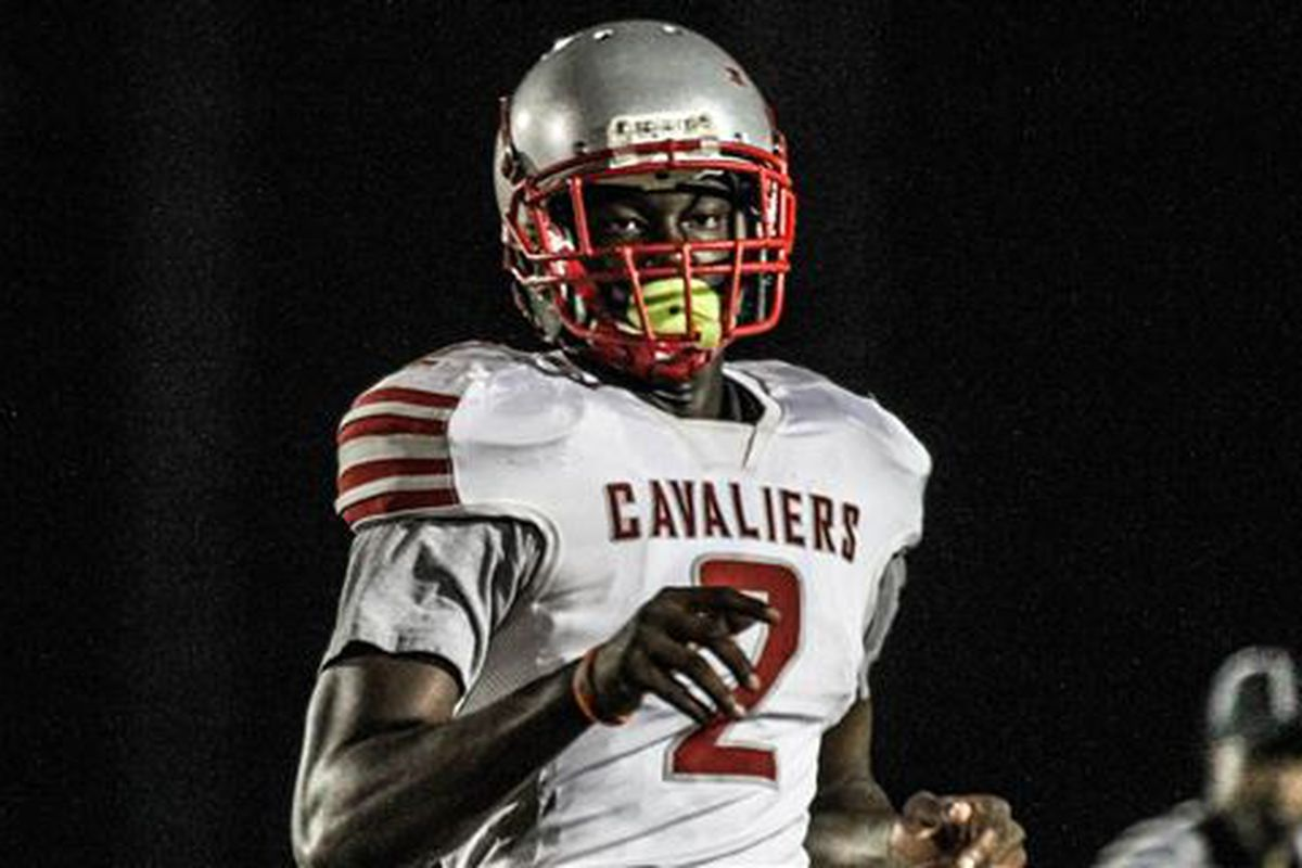 promo code c5fad 81683 4-star CB Gilbert Frierson, Frank Gore's cousin, signs with ...