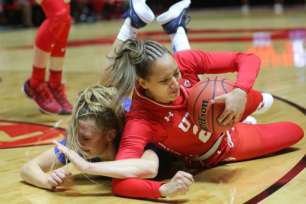 Sixth-year senior Daneesha Provo could return to action for Utah Utes as soon as Saturday after ACL injury