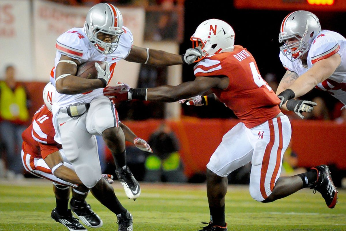 Lavonte David - a deserved honor. Who's in line next year from Nebraska for All-America honors?