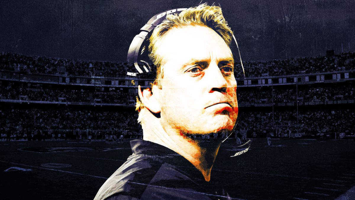 4fb801472 Jack Del Rio s Quest to Give the Oakland Raiders a Super Bowl - The ...