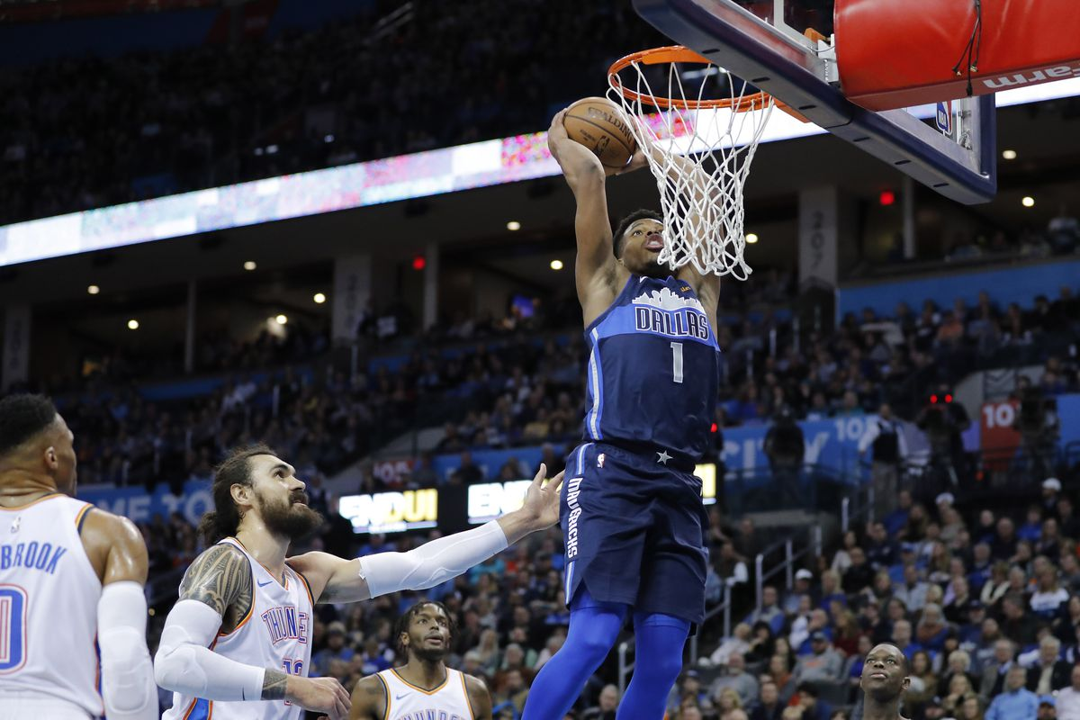 5 observations following the thunder rout against the dallas