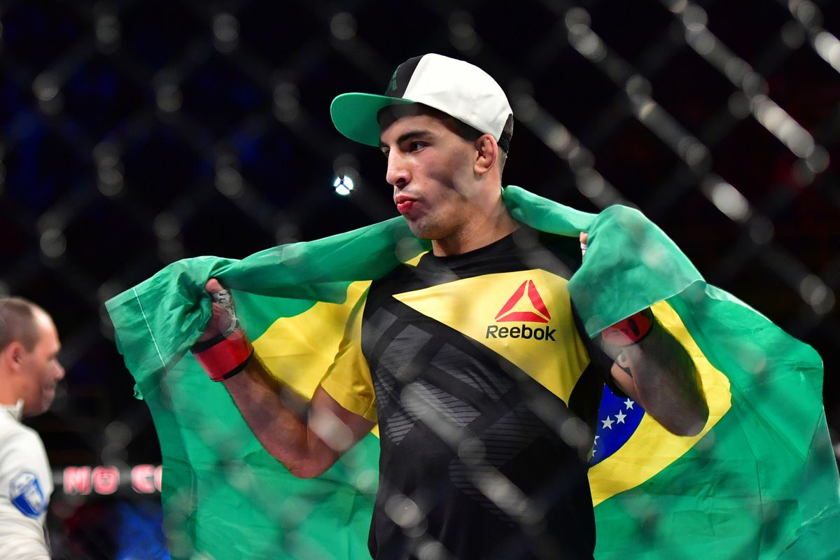 MMA: UFC Fight Night-Albeida vs Morales