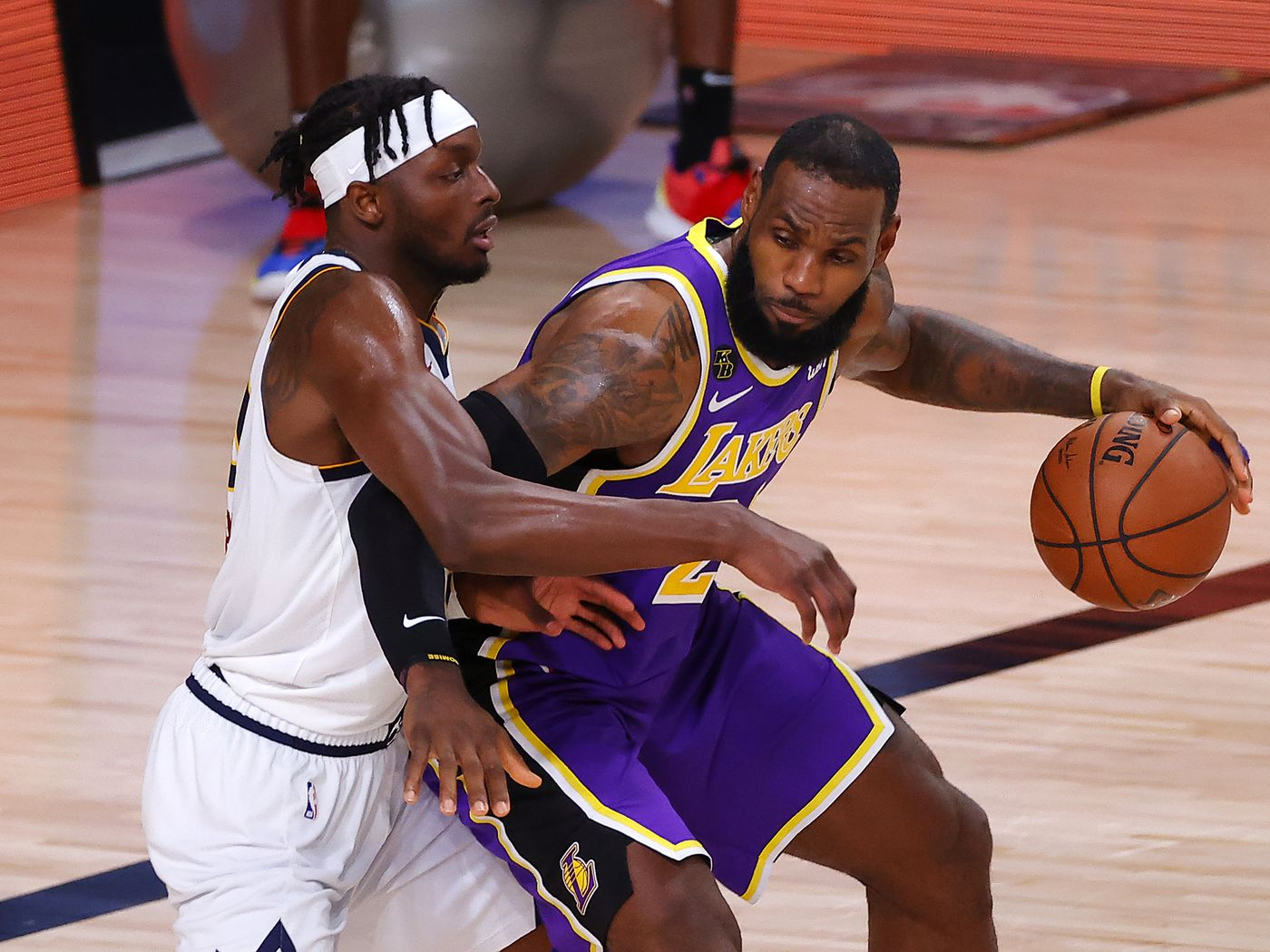 Fantasy Basketball Picks Top Draftkings Nba Dfs Lineup Strategy For Heat Vs Lakers Showdown On September 30 Draftkings Nation