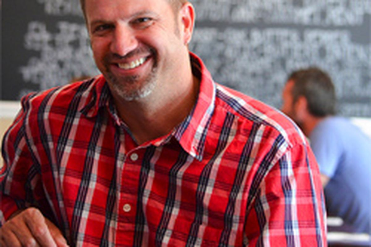 Kevin Morrison Of Pinche Tacos Hailed One Of Americas Best New