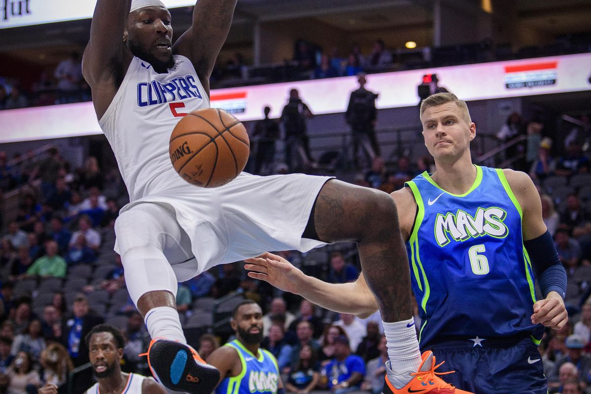 Game Thread Dallas Mavericks Vs La Clippers Mavs Moneyball