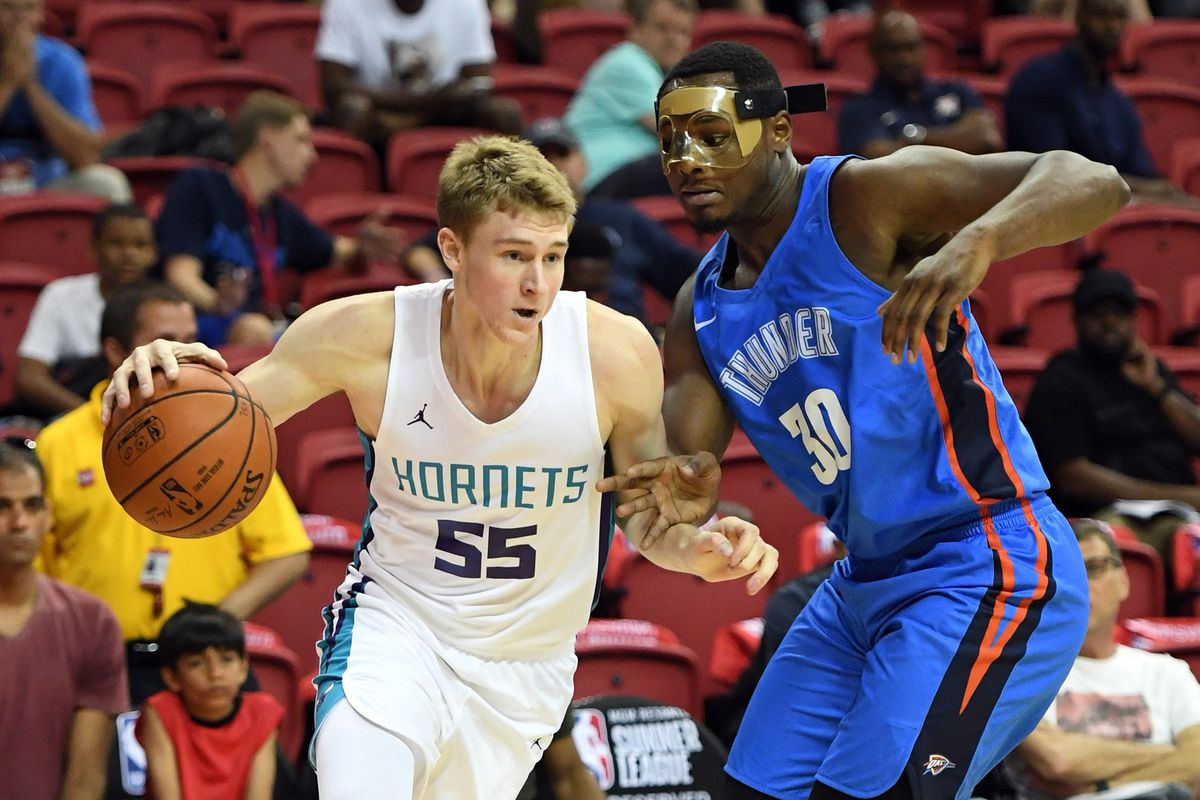 Hornets Vs Raptors Summer League Openthread At The Hive
