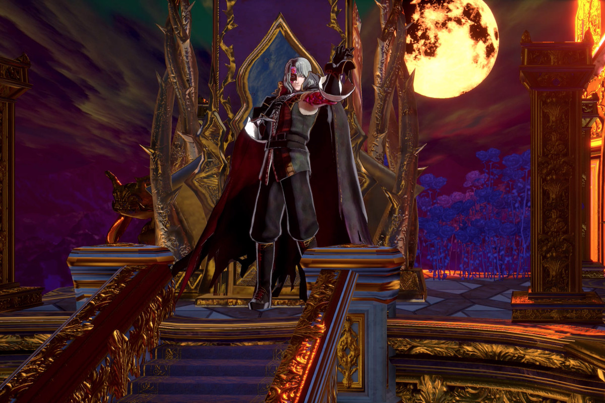 Bloodstained Ritual Of The Night Endings Guide Polygon
