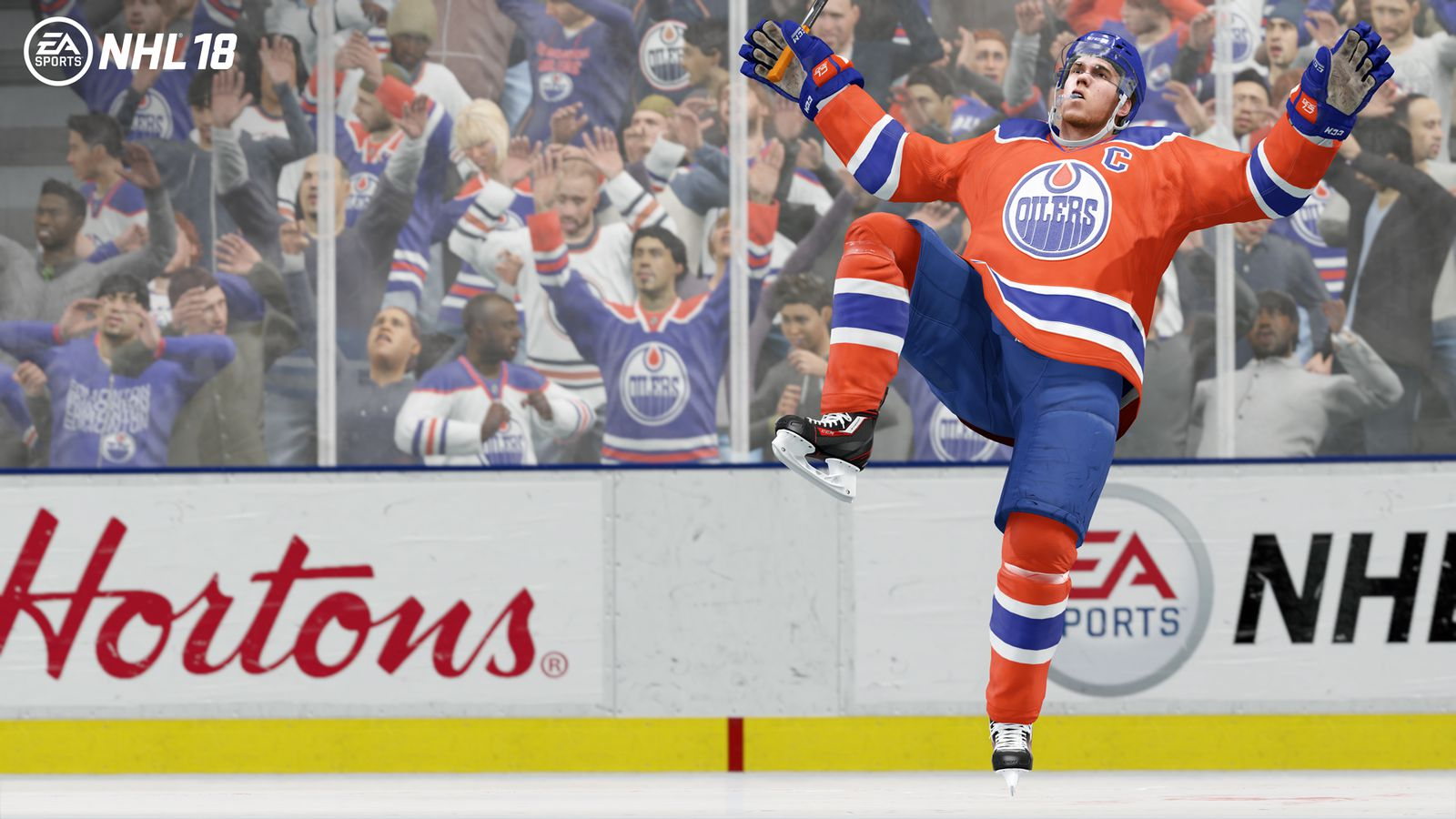 Connor Mcdavid Is The Nhl 18 Cover Athlete Polygon