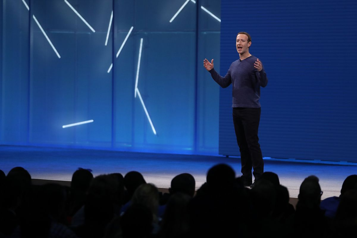 Facebook F8 2018 Is Launching A New Dating Service Recode Dvd R Maxell 55 Bull Pack Ceo Mark Zuckerberg Justin Sullivan Getty