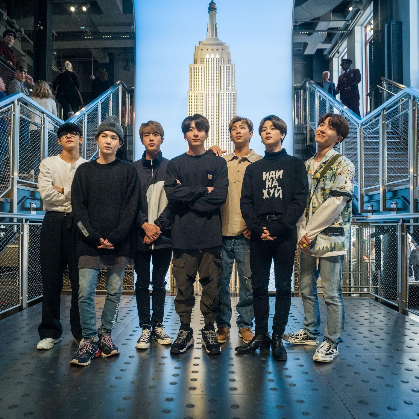 The VMAs' new K-pop category spawns backlash from BTS fans - Vox