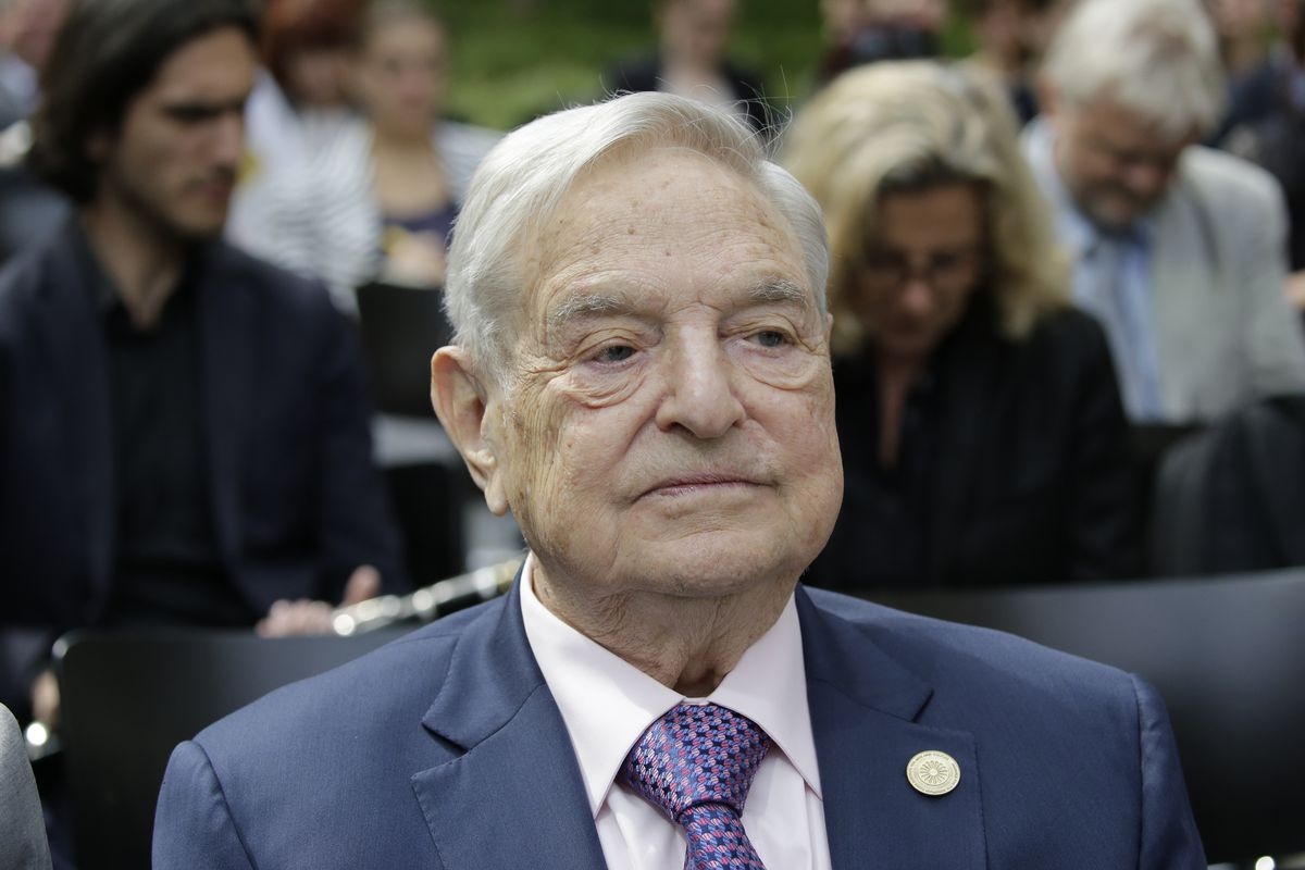 George Soros is not a Nazi, explained - Vox