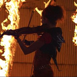 Lindsey Stirling teamed up with Devin Graham and turned to YouTube to find success with her music and dance. Stirling has 1,728,088 subscribers and 248,952,997 video views.