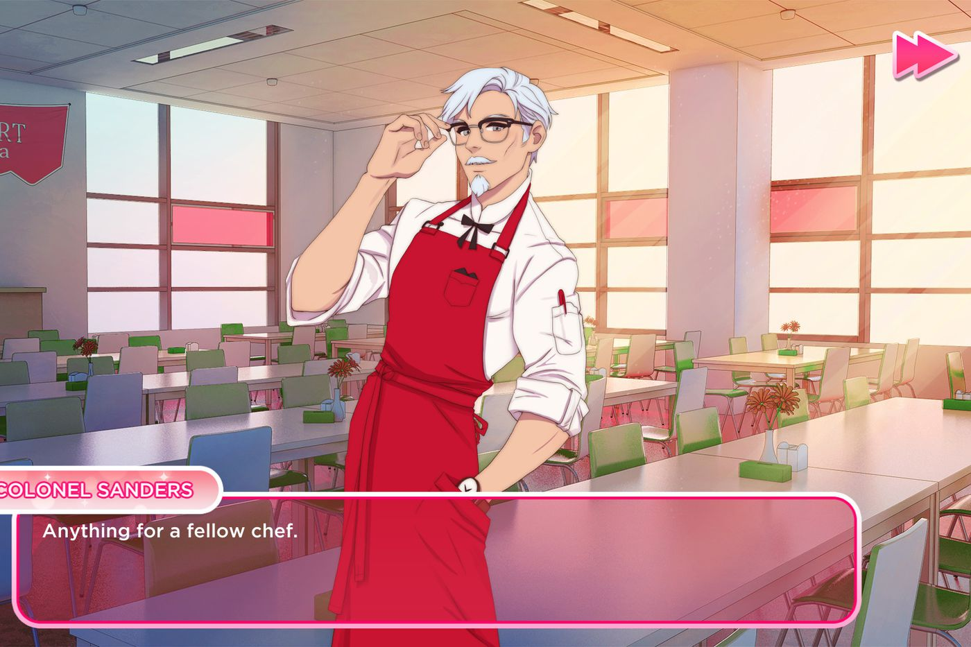 quick dating sims