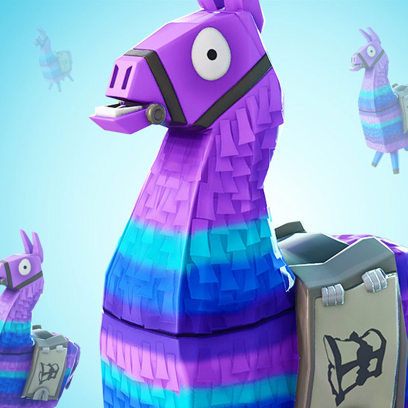 Fortnite Season 6 Hints Begin With Purple Dj Llama Skin Polygon